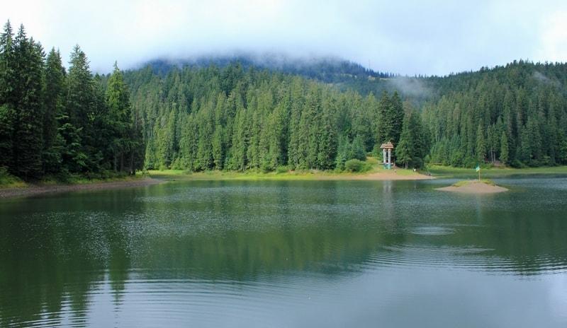 Поход к озеру Синевир - новый маршрут